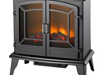This Pleasant Hearth 24 in. Electric Stove is ideal for