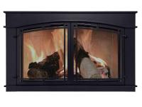This Fieldcrest Pleasant Hearth model is a bi-fold
