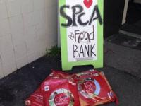 SPCA on international needs good sporting goods for