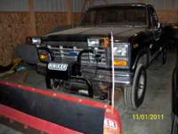 1986 Ford F-250 with a 460, automatic, new tires, truck