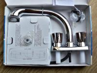 Glacier Bay Laundry Sink Pull-out Faucet MADE FROM