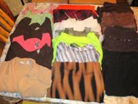 "This is a terrific 20 piece Box lot of Ladies ""Career /"