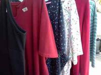 Plus Size Clothes in Great Shape - Sell all for $40.00.