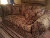 100 OBO. I have had this couch for about a year and