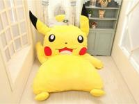 I got 4 of this cute, Giant Pikachu Bed in stock. They