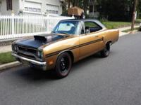 1970 GTX V code This �One of One� 1970 Plymouth GTX V