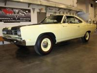 The real deal ! 1969 Plymouth road runner original