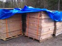 i have several hundreds around 1500 sheets - plywood
