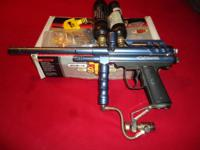 PMI Pirahna paintball marker. Like brand-new. Always
