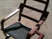 I am selling a poang chair in perfect condition...no