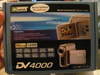 Mustek DV4000 7 in 1 ( digital camcorder, digital still