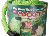 Introducing the As Seen on TV Pocket Hose, the garden
