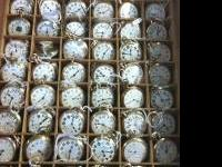 Great selection of pocket watches. Buy, Sell or Trade.