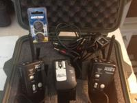I have  1 PocketWizard MiniTT1 Radio Slave Transmitter