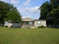 Point A Waterfront Home Location: Andalusia, AL 3/2