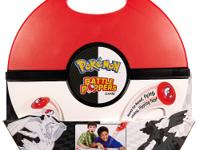 With Pokemon Battle Poppers Game Pokmon battling comes