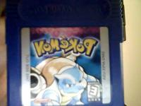 I have working copies of both Pokemon Blue Version, and