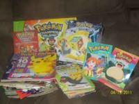 Books lot~~~~~~~~~~~~~~~~ Deoxys in Danger, Journey to