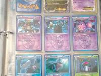 Lots of Pokemon cards at a great price!! My son is