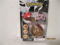 [Call, Text, E-Mail] Pokemon Drilbur Pop N Battle