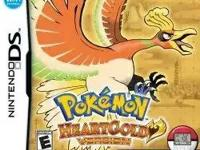 Pokemon heart gold for DS with Pokewalker pokewalker