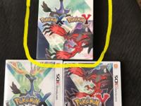 (48O) 63O-O845 Book comes with the Kalos Region Map and