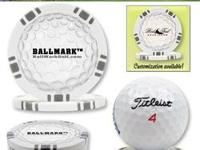 Introducing Ball Mark TM; an exclusive must have golf