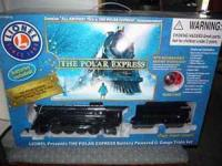 THE POLAR EXPRESS Train Set Only from LIONEL! THIS HAS