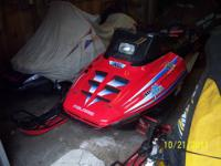 Up for sale is my rare collection of Polaris 440's,