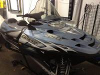 2003 Polaris 550 fan . 2499mi . Electric start