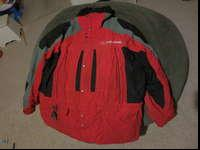 Mens Polaris XL coat, very warm and still in terrific