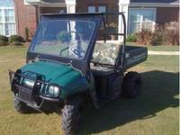 I wanting to trade my Polaris Ranger for a tractor with