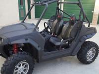 Polaris Razor for sale. Body was completely removed and