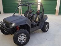 Polaris Side By Side RZR in excellent condition this