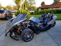 2015 Polaris Slingshot for sale, super low miles only
