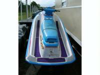 1997 Polaris slt 700 vtwin jetski jet ski it has a new