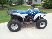 Very well maintained 1990 Polaris Trailblazer 250 4x2