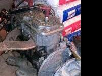 440 liquid motor out of 95 xcr sp. carb, clutches and