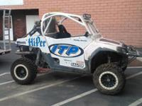 xp900 Phillip Martin's race winning utv # 122. Works