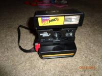 polarod camera $8