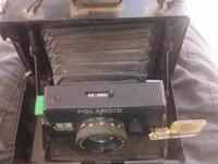 Two polaroid cameras $10(no film)