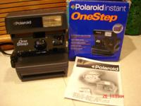 polaroid land video camera pronto ... $25.00. polaroid