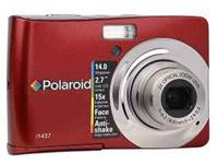 "Polaroid i1437 Pink 14 Megapixel 2.7"" Color LCD Screen"