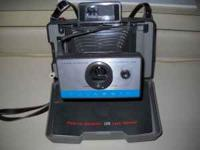 Polaroid Automatic 125 Folding Instant Land Camera with