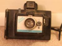 Polaroid Land Camera Super Shooter.