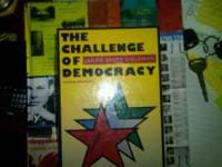 Poli Sci text book Title: The Challenges of Democracy
