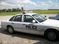 I am selling 1994 Ford Crown Victoria Police package