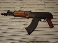 Gently Used I.O Ordinance Polish Hellpup AK 7.62 X39