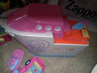 Great deal of Polly pocket pools, ships, fashion