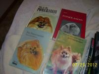 $10 for all Pomeranian magazines and books.